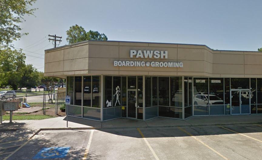 Pawsh Doghouse League City, TX - Calder