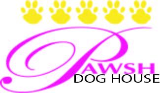Pawsh Dog House